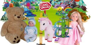 Win £250 worth of Chad Valley toys E:21/07