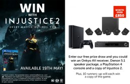 Richer Sounds – #Win #Playstation 4 and speaker package E:30/05