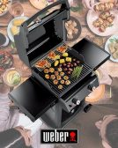 Win a Weber Spirit BBQ worth £379 E:20/07