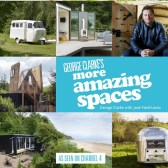 WIN a signed copy of George Clarke's Amazing Spaces! Book E:15/08