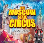 London shows – Win 10 Family tickets for the Moscow State Circus London E:19/08