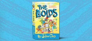 #JulianClary #GIVEAWAY – Win The Bolds on Holiday Book by Julian Clary E:26/07 midday (50 to win)