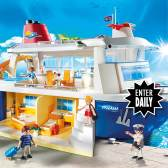 Win a Playmobil Cruise Ship E:24/09