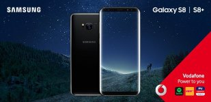 Win A Samsung Galaxy S8+ Plus 12 Months Of The Best Entertainment! E:30/08