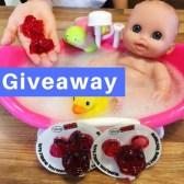 GIVEAWAY! Win a Selection of Bubblegel Bubble Bath E:05/10