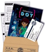 Detective Dot C.I.A. Mega Pack Giveaway E:05/11 Family Clan Blog