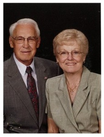 Chuck and Betty Jordan