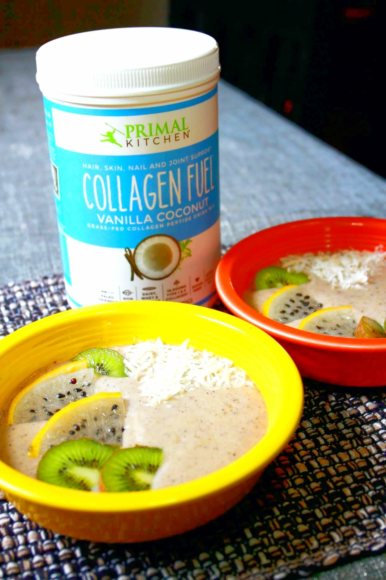Primal Kitchen Collagen Fuel Smoothie Recipe Tried It Tuesday Give It A Whirl Girl