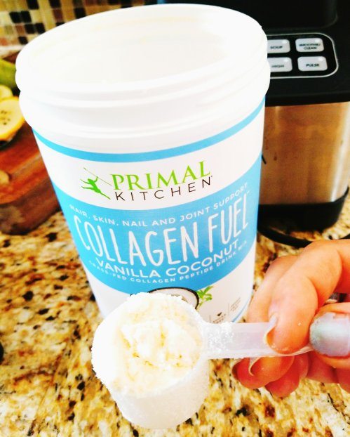 20180807 0738131836936153 - Primal Kitchen Collagen Fuel - Smoothie RECIPE - Tried It Tuesday
