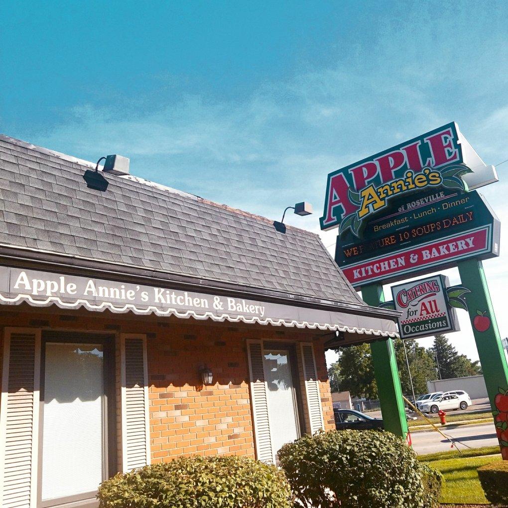 Apple Annie's on Gratiot, in Roseville, MI