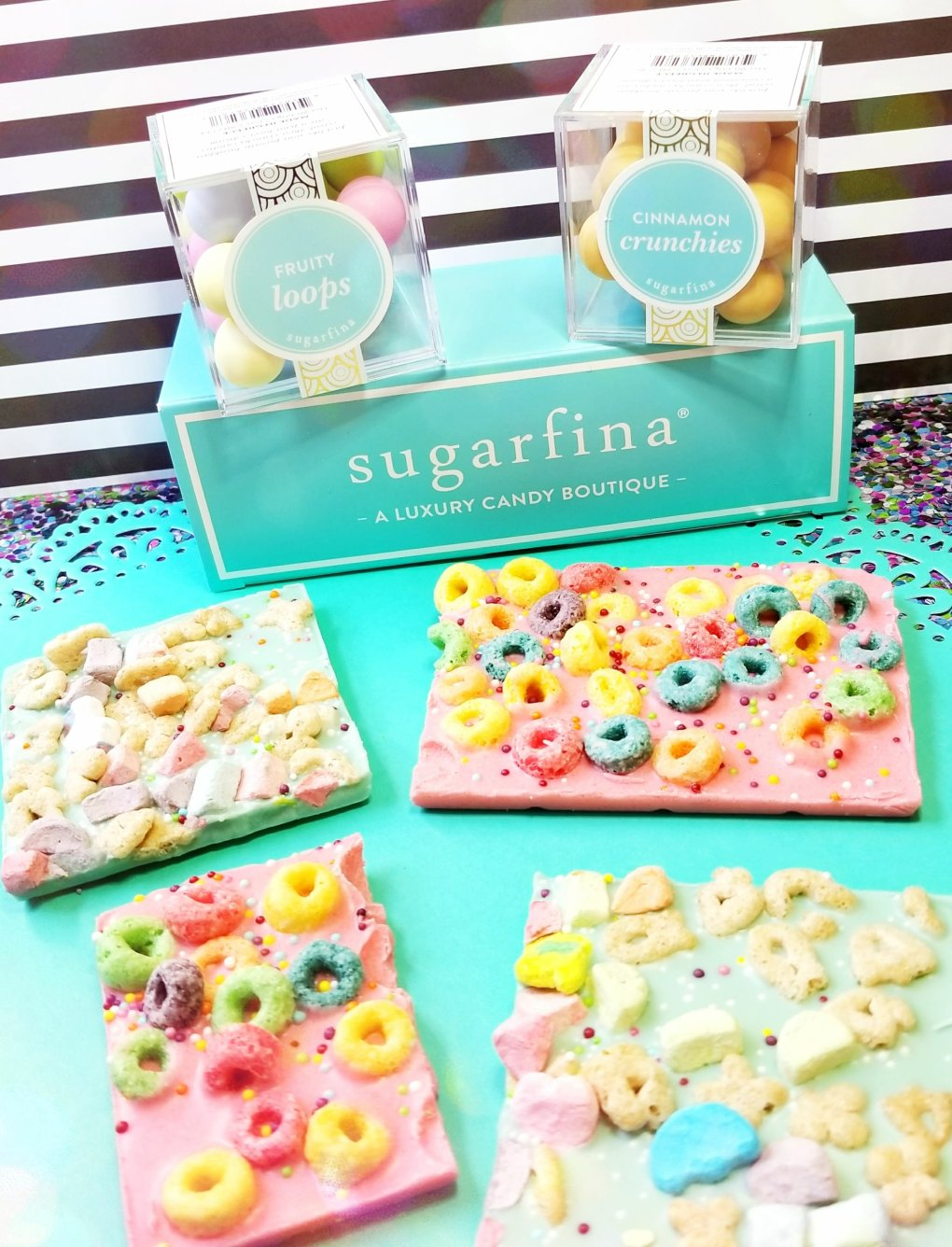 Sugarfina Cereal Collection Gift Set