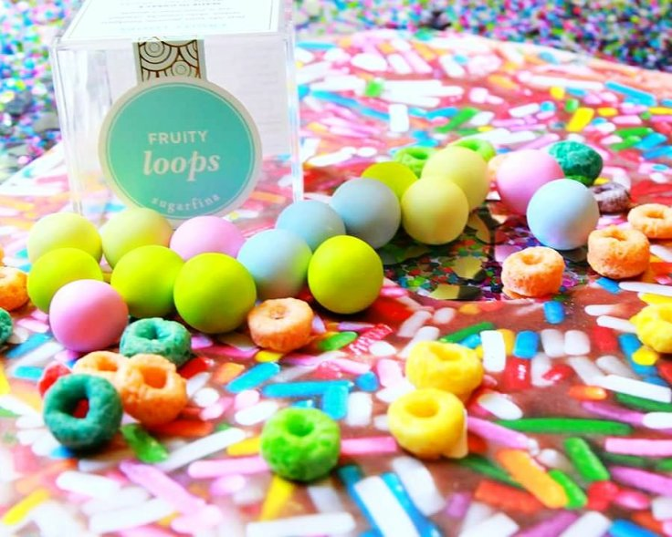 Sugarfina Cereal Collection Gift Set Fruity Loops