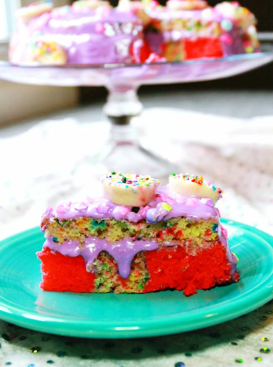 Gluten-Free Marshmallow Cake With Homemade Marshmallows