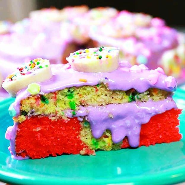 Gluten Free Marshmallow Cake
