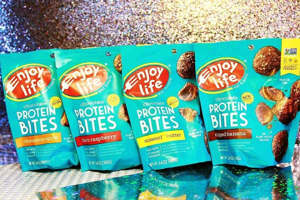 Allergy Friendly Enjoy Life Protein Bites
