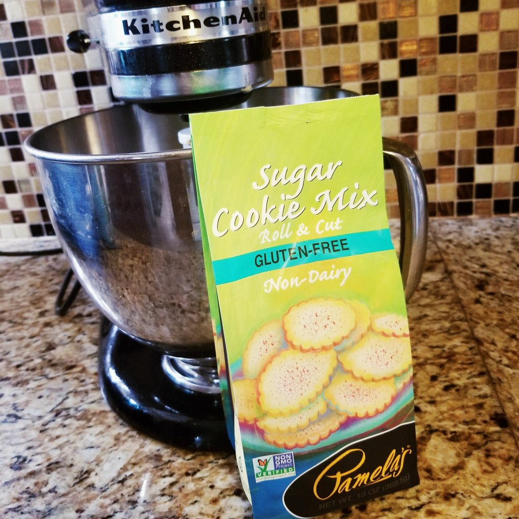 Pamela's Products Gluten Free Sugar Cookie Mix