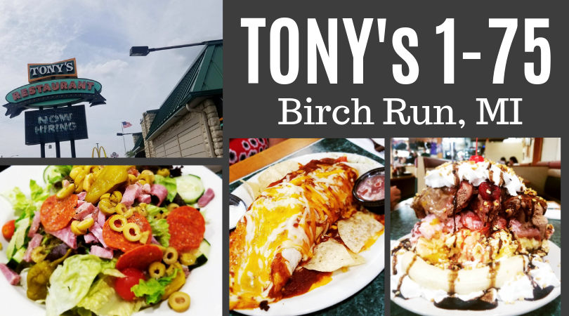 Tony's I-75 Restaurant REVIEW by Give It A Whirl Girl