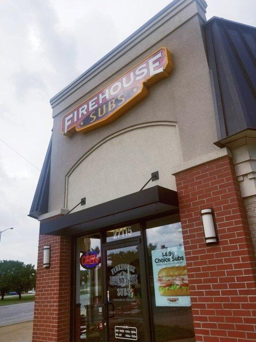 Firehouse Subs in Roseville, MI
