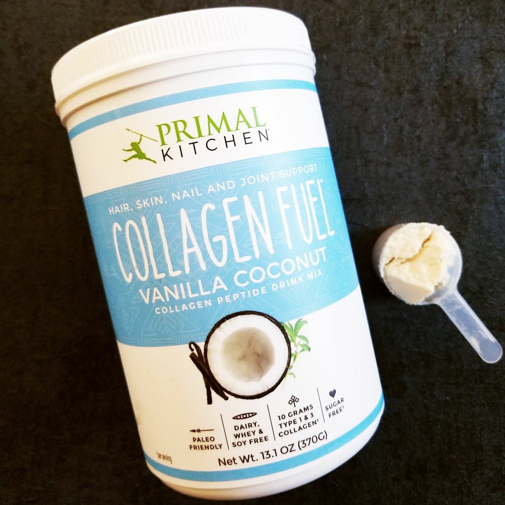 Primal Kitchen Collagen Fuel - Vanilla Coconut