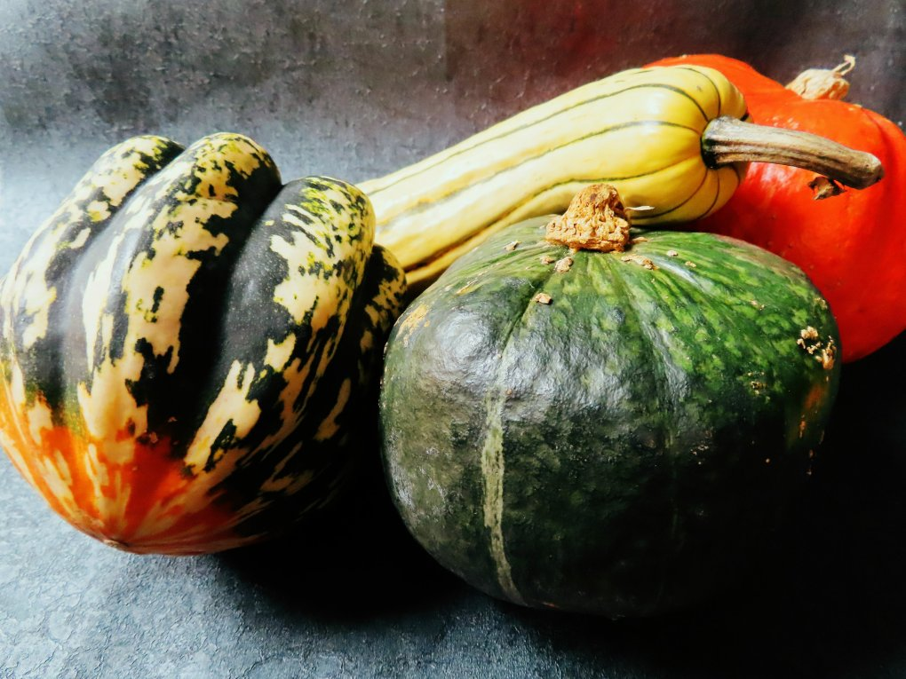 Squash that I bought at Nino Salvaggio's