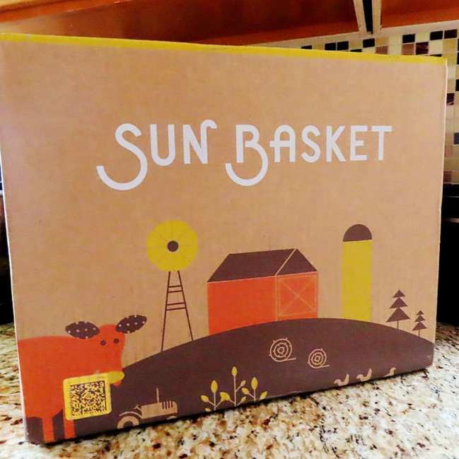 Sun Basket Meal Kit Subscription Box