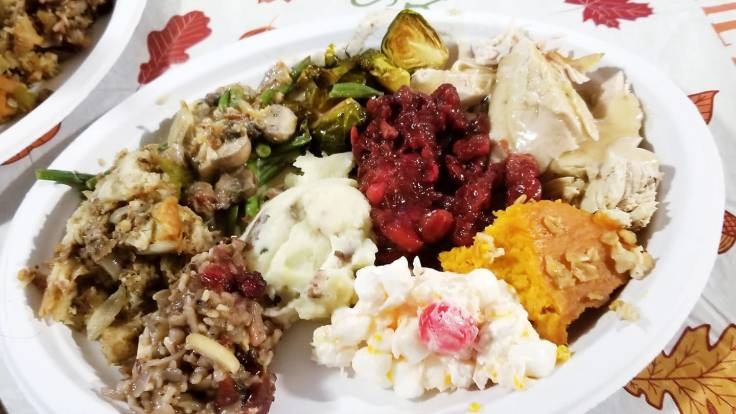 Thanksgiving Holiday Platter