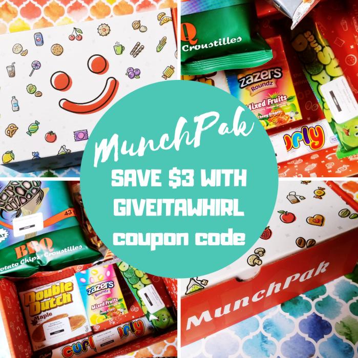 MunchPak Coupon/Discount Code