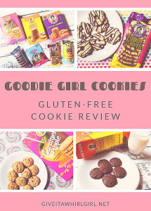 Goodie Girl Gluten-Free Cookie Review