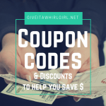 Coupon Codes & Discounts On Food / Groceries To Help You Save Money – Give It A Whirl Girl To The Rescue!