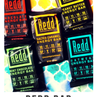 Redd Bar REVIEW - Superfood Energy Bars - A Gluten-Free, Vegan Snack Bar With Clean Ingredients