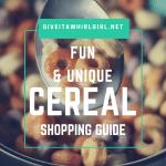 Fun & Unique Breakfast Cereal – Amazon Shopping Guide