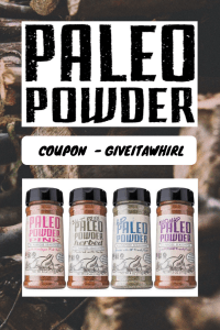 Paleo Powder Coupon