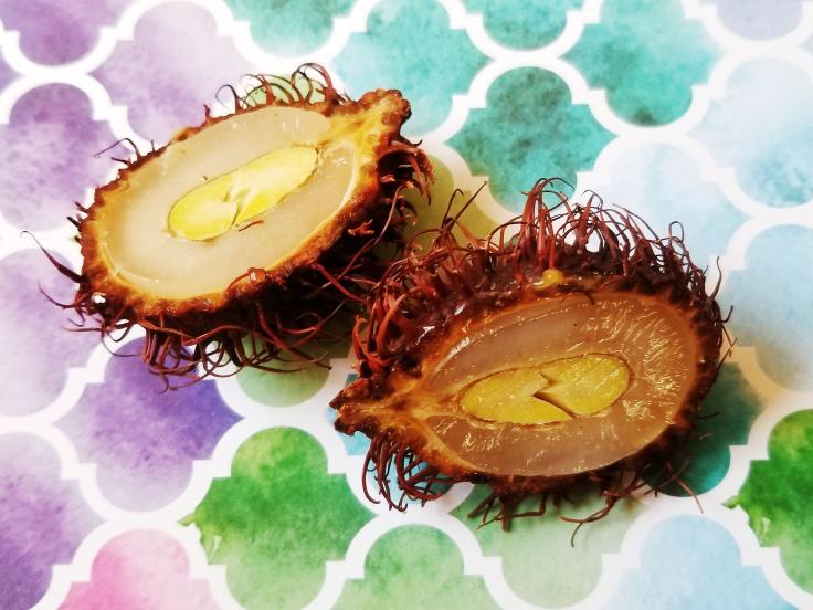 Rambutan fruit from Nino Salvaggio