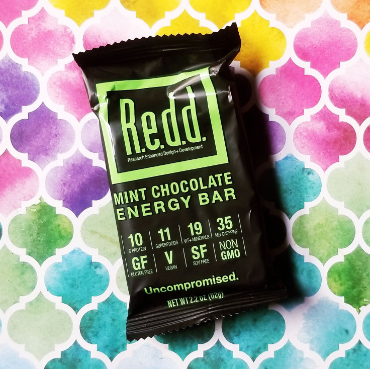 Mint Chocolate Flavor - Redd Bar
