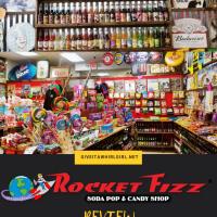 Rocket Fizz REVIEW - Unique Soda Pop & Extraordinary Candy Shop - Shelby Township, MI