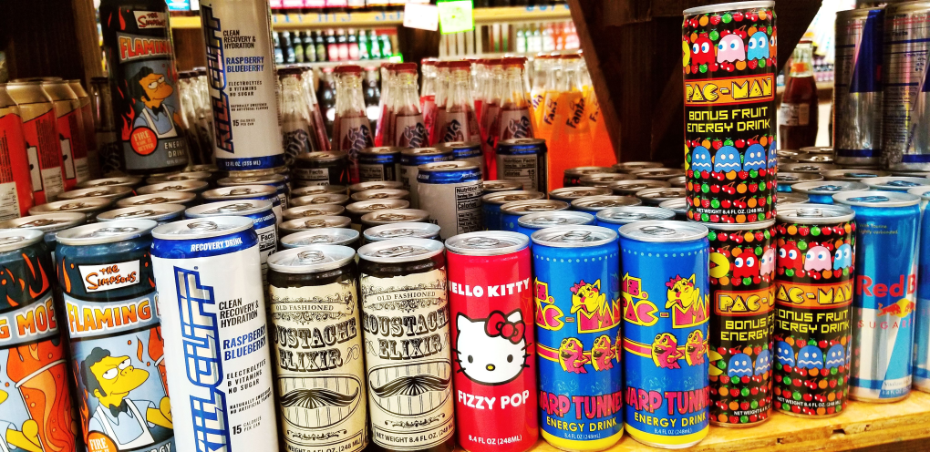 What soda-pop are you going to try at Rocket Fizz?