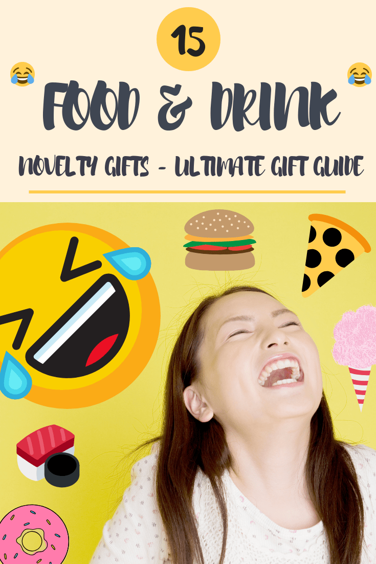 15 Food & Drink Novelty Gifts - Gift Guide - The Ultimate Shopping Guide For The Foodie