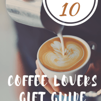 Coffee Lovers Gift Guide - My Top 10 Coffee Favorites - Get BUZZED With This Coffee Shopping Guide!