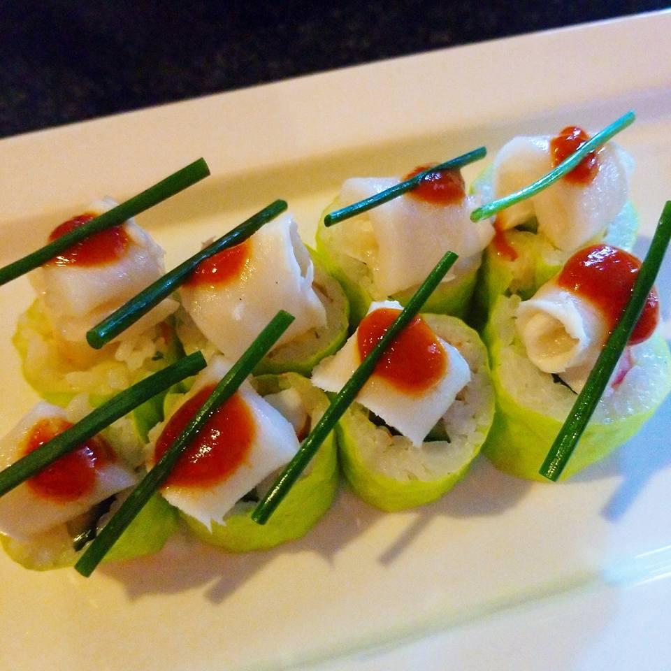 Sushi at Inyo Ferndale