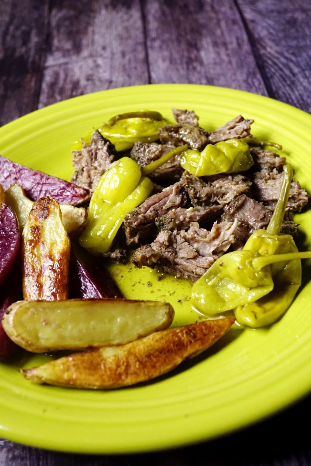 Paleo Mississippi Roast Melt In Your Mouth Meat Recipe (Slow-Cooker) (Gluten-Free)