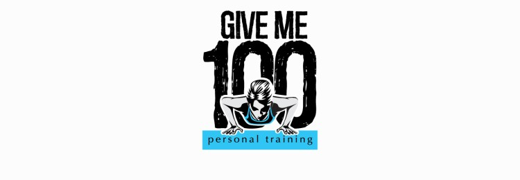 Give Me 100 Personal Training logo