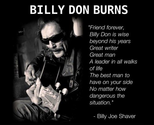 Billy Don Burns