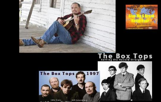 Gary Talley ~ The Box Tops