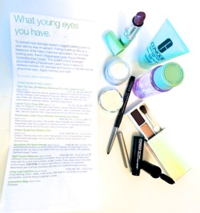 Clinique What young eyes you have gift