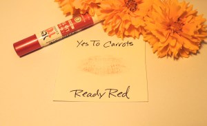 Say Yes to Carrots swatch