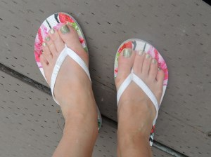 Nordstrom nail colors on toes