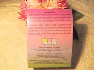Horizon Light Brush Collection label