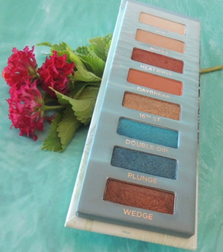 UD Beached palette 6.18
