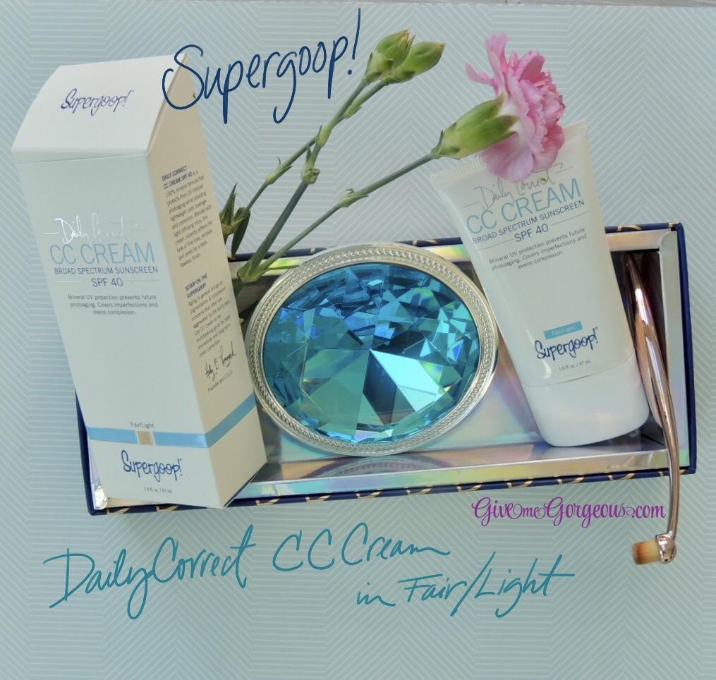 Supergoop CC cream