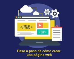 ¿Qué necesito para crear una página web en Medellín?
